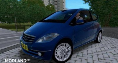 Mercedes-Benz A200 Turbo Coupe [1.3.3], 1 photo